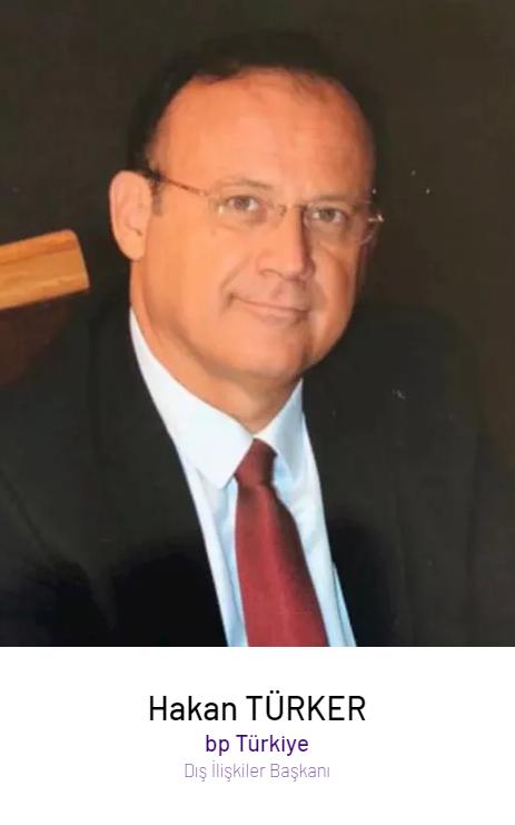 Hakan Türker – Dış İlişkiler Başkanı, bp Türkiye