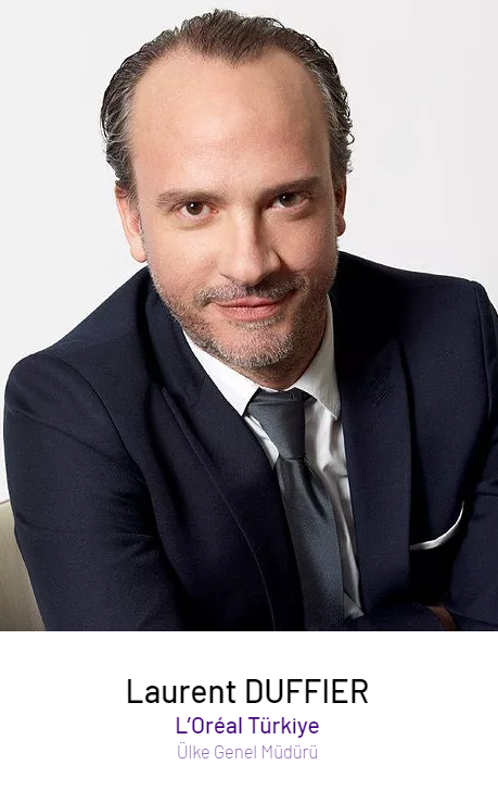 Laurent Duffier – L'Oréal Türkiye Ülke Genel Müdürü