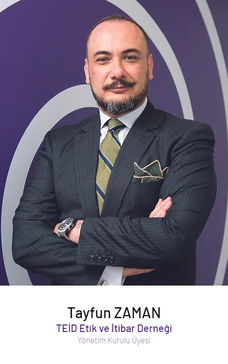 Tayfun Zaman – TEİD Yönetim Kurulu Üyesi, Integrity Partners