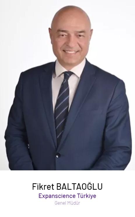 Fikret Baltaoğlu – Expanscience Türkiye Genel Müdür